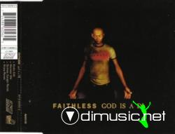 FAITHLESS - GOD IS A DJ (1998) (192 KBPS)