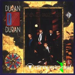 Cover Album of Duran Duran - Seven and The Ragged Tiger - 1983