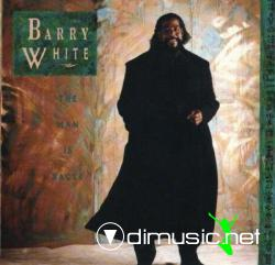Barry White - The Man Is Back! - 1989