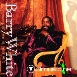Barry White - Put Me in Your Mix - 1991