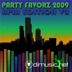 Party Favorz 2009: BPM Edition Vol. 2