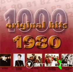 1000 Original Hits(1980-1989) - 10 CDs - 2009