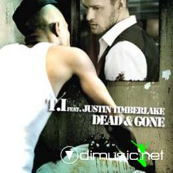 T.I. feat. Justin Timberlake - Dead And Gone [Promo CDS]