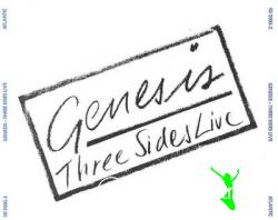 Genesis - Three Sides Live - 1982