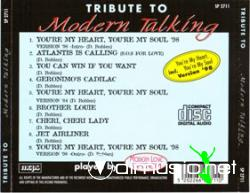 Tribute To Modern Talking - Modern Love System