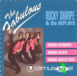 Rocky sharpe and the replays - compilacion
