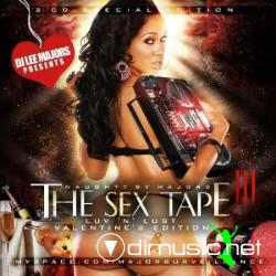 DJ Lee Majors - The Sex Tape Vol 3 (2CD)