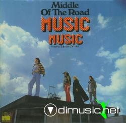 Middle Of The Road - Music Music 1973