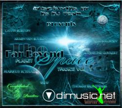 Music Worlds By DS DJ Team - Far Beyond Planet Trance Vol.1 CD 2 (2009)