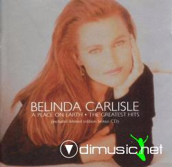 Belinda Carlisle - A Place On Earth - The Greatest Hits - 1999