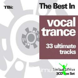 VA - The Best in Vocal Trance (2008)