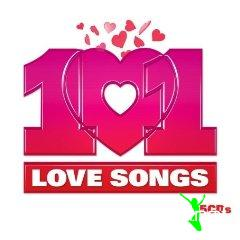 101 Love Songs - 5CD