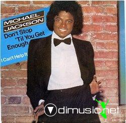 MJ - Don't Stop 'Til You Get Enough 12-Inch