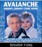 Avalanche - Johnny, Johnny Come Home (Vinyl, 12''- 1988)