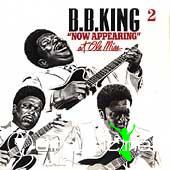 "B.B. King - Live ""Now Appearing"" at Ole Miss Vol 2"
