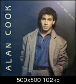 Alan Cook - 1986 - Do You Want To Stay (12'' single)