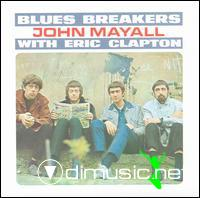 John Mayall With Eric Clapton - Blues Breakers (CD, Album) (2006)