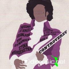 Controversy - A Tribute To Prince (Advance) - 2008