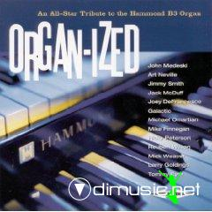 ORGAN-IZED - tribute to the hammond