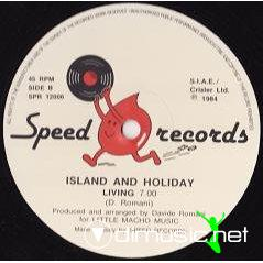 Island & Holiday - In The Summertime (Love Of The Common People) - Single 12'' - 1984