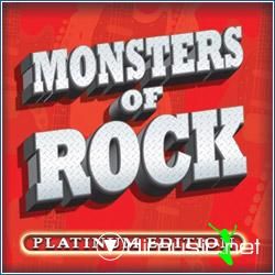 VA - Monsters of Rock Platinum Edition (2007)