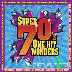 Super 70's One Hit Wonders 2 cd's