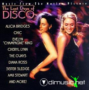 VA - The Last Days Of Disco [Original Motion Picture Soundtrack] (1998)