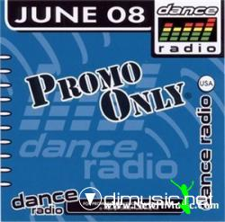 VA-Promo Only Dance Radio June (2008)