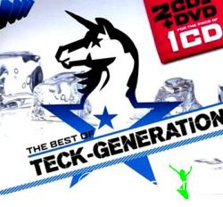 The Best Of Teck Generation 2CD-2009