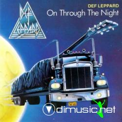 Def Leppard -  On Through The Night (1980)