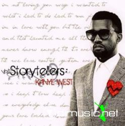 Kanye West - Live from VH1 Storytellers