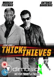 FILM Thick As A Thief - Hoti de onoare 2009