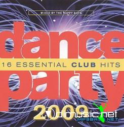 Dance Party 2009 (Mixed By The Happy Boys) (2008)