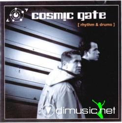 COSMIC GATE-Rhythm & Drums (2001)