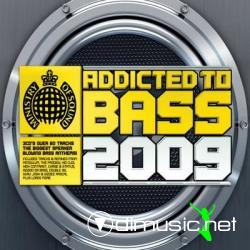 VA - Ministry of Sound Presents Addicted To Bass 2009