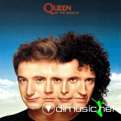 Queen - The Miracle 1989