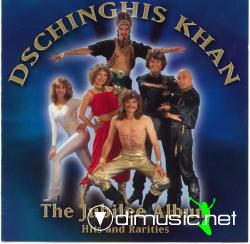 Dschinghis Khan - The Jubilee Album Hits And Rarities 2004