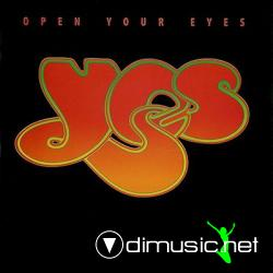 Yes - Open Your Eyes - 1997