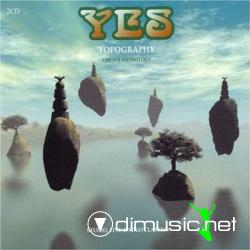Yes - Topography - The Yes Anthology - 1994