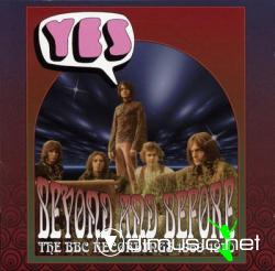 Yes - Beyond Before - BBC Recordings - 1970