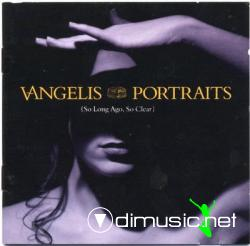 Vangelis - Portraits So Long Ago So Clear - 1996