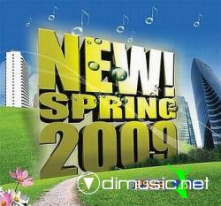 VA - New! Spring (3CD) - (2009)