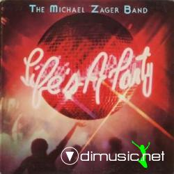The Michael Zager Band -  Life's A Party - 1978