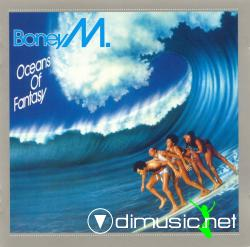 Boney M -  Oceans Of Fantasy - The Remastered Edition 2007
