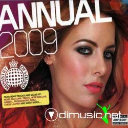 Ministry Of Sound The Annual 2009 USA (2 CD) (2009)