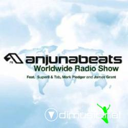 Anjunabeats Worldwide 112 (Anjunadeep Edition) (01-03-2009)