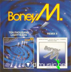 Boney M - Ten Thousand Lightyears - The Remastered Edition 2007