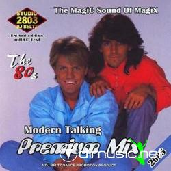 Modern Talking - Premium Mix The 80's