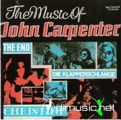 The Music Of John Carpenter (1984)