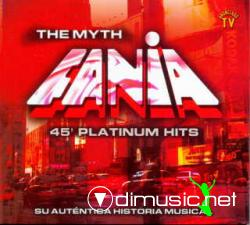 VA - The Myth Fania 45' Platinum Hits [3 CD][320kbps]